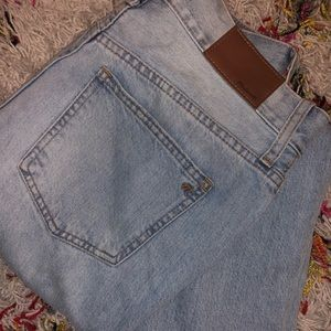 Madewell perfect summer jean 27 NWOT